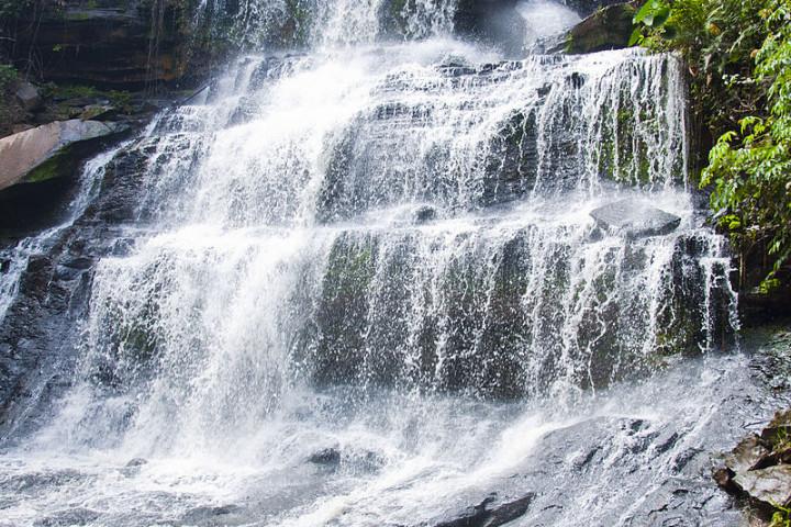 Kintempo Water Falls